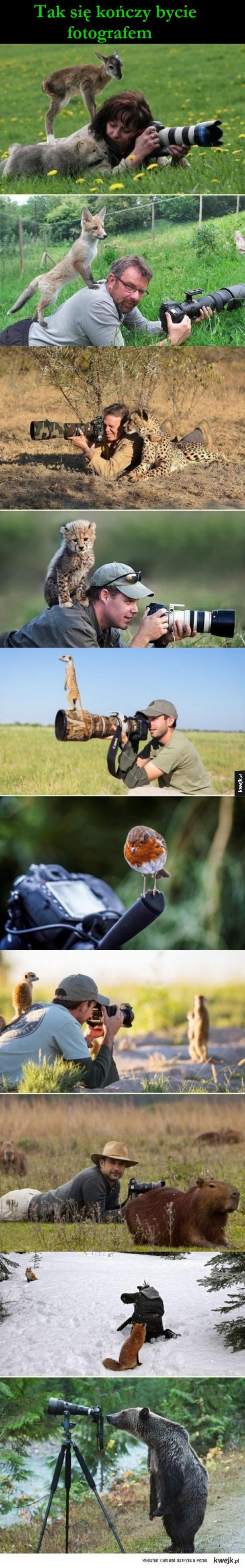 Żywot fotografa