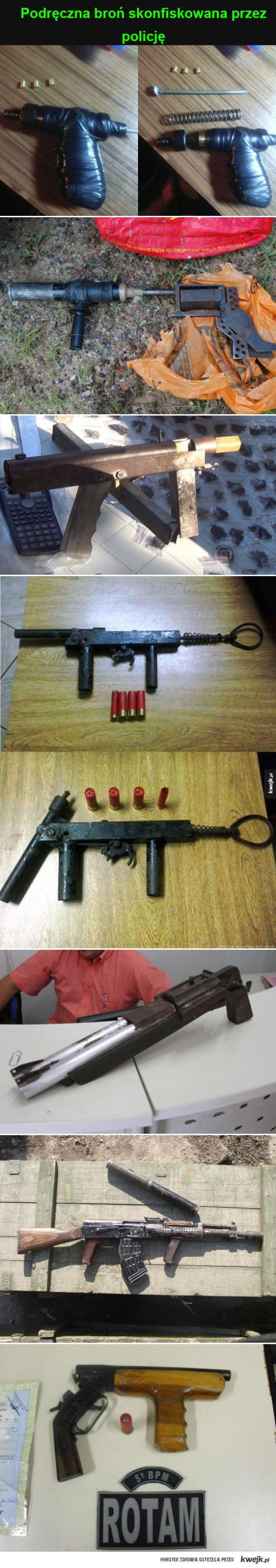 Podręczna broń