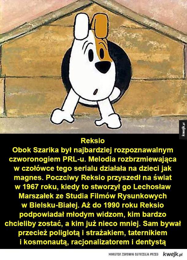 Kultowe polskie wieczorynki