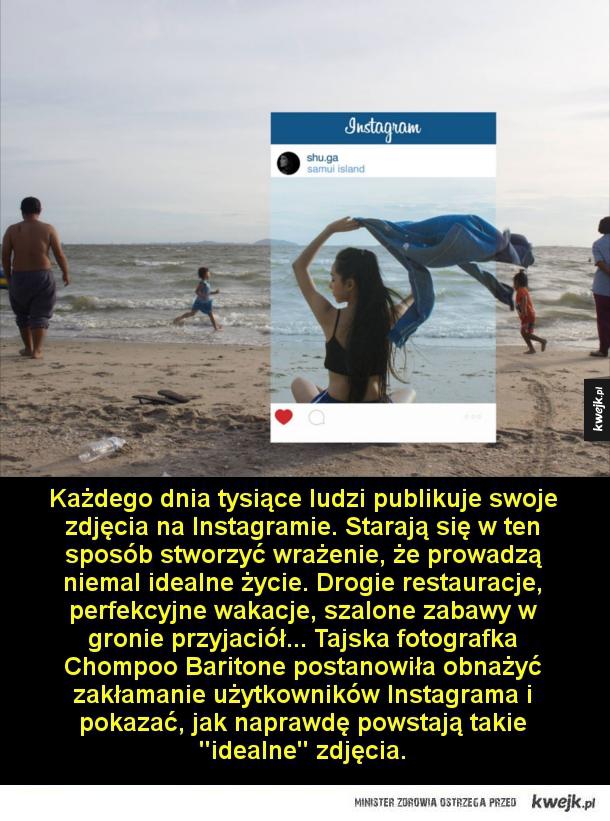 Cała prawda o zdjęciach z Instagrama