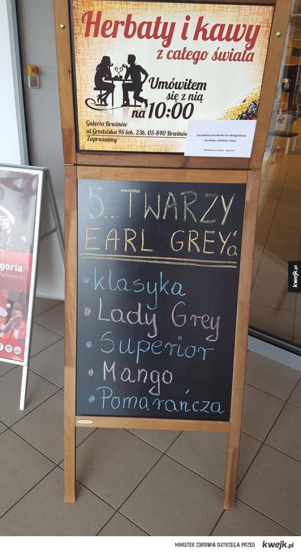 Grey tylko w jednej formie