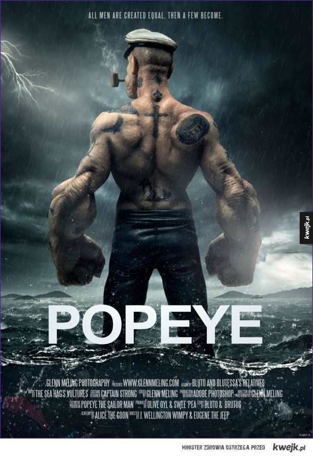 Popeye the movie :D