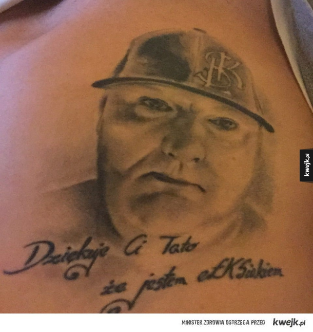 Wtf tatuaż