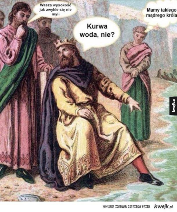 Mądry władca