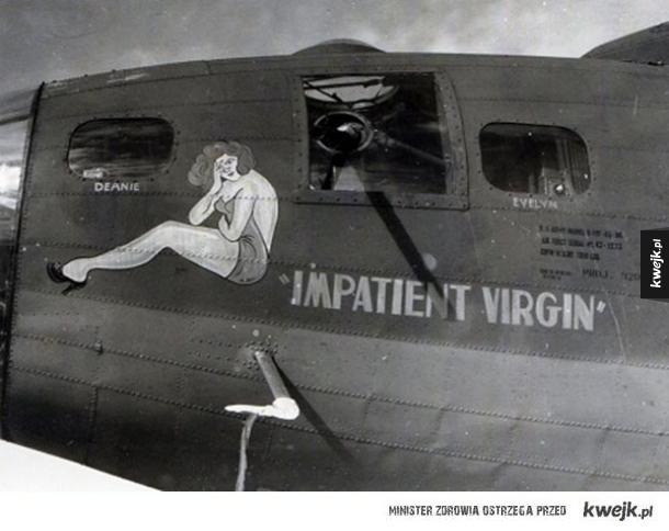 Sztuka z samolotów wojskowych