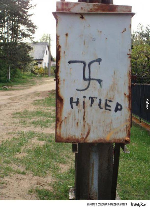 Nie jest łatwo być nazistą