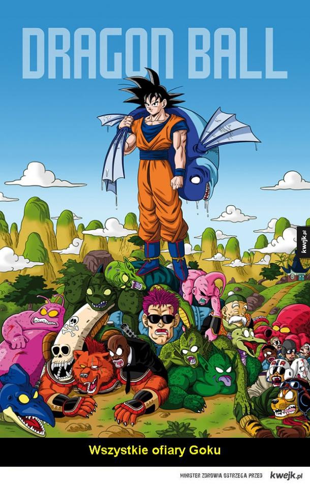 Ciekawostki z Dragon Balla