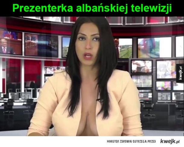 Telewizja albańska