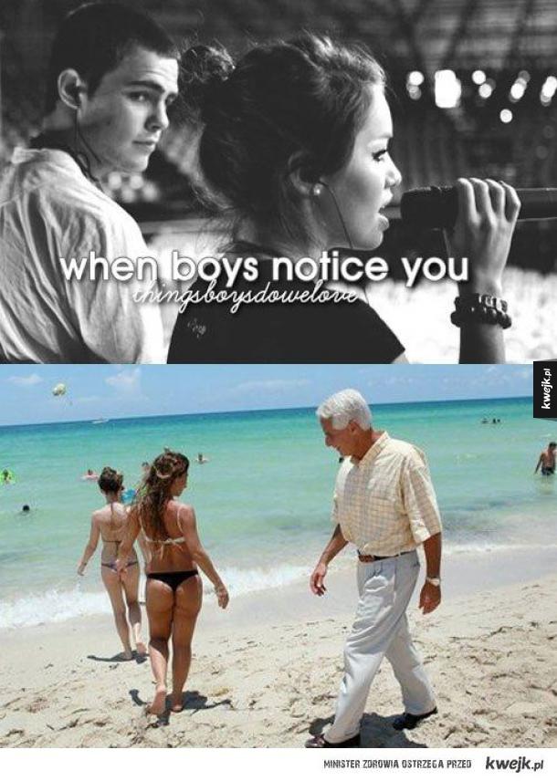 Czego dziewczyny chcą od mężczyzn