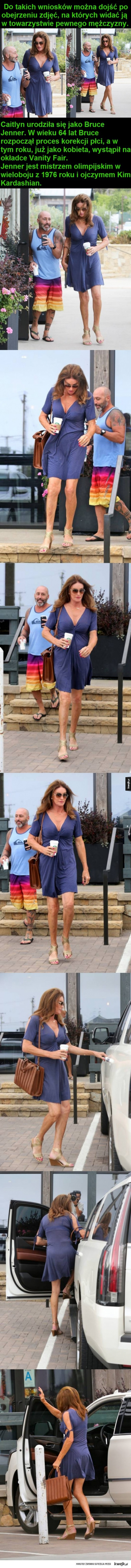 Caitlyn Jenner ma chłopaka?