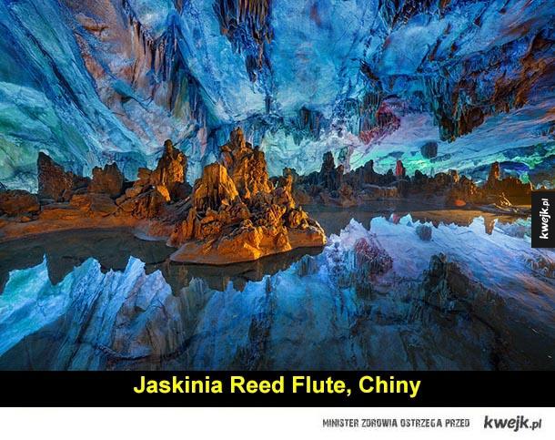Najpiękniejsze jaskinie na świecie