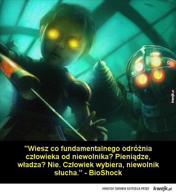 Cytaty ze słynnych gier komputerowych