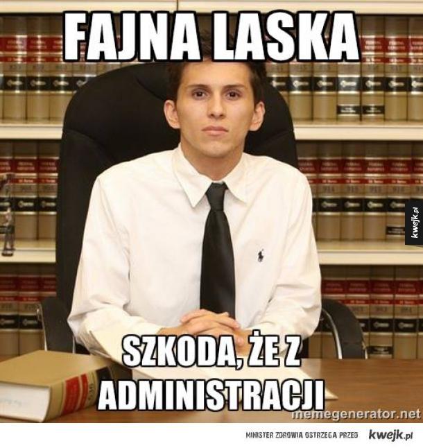 Co ci studenci prawa