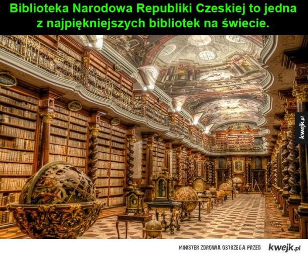 Biblioteka Narodowa Republiki Czeskiej