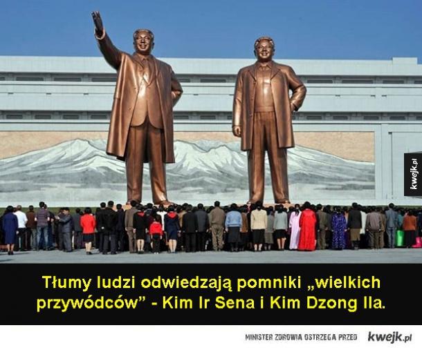 Życie w Korei Północnej