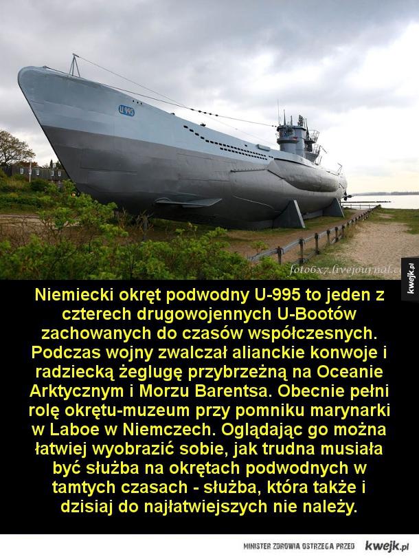 Wnętrze U-Boota