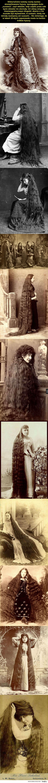 Włosy z przełomu wieków