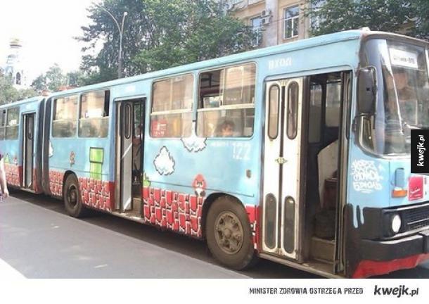Autobus mario