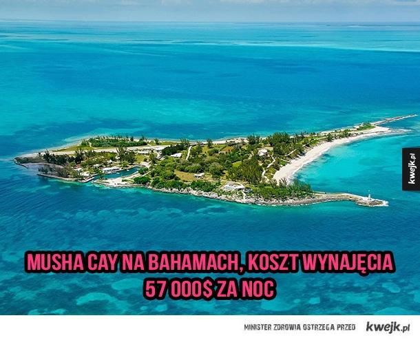 Wyspy, które możesz sobie wynająć na własność