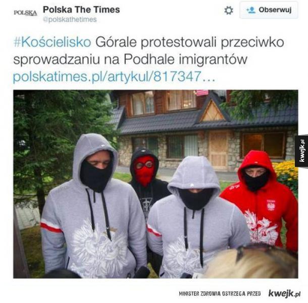 Czasy się zmieniły, ale polscy Górale są wierni tradycji i swoim strojom