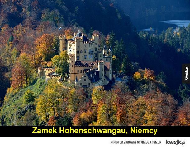 Najpiękniejsze zamki w Europie - zamek, europa, niemcy, austria, szkocja, anglia, polska, malbork, san marino