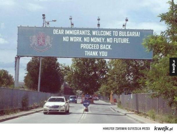 Bułgaria rozwiązała swój problem...