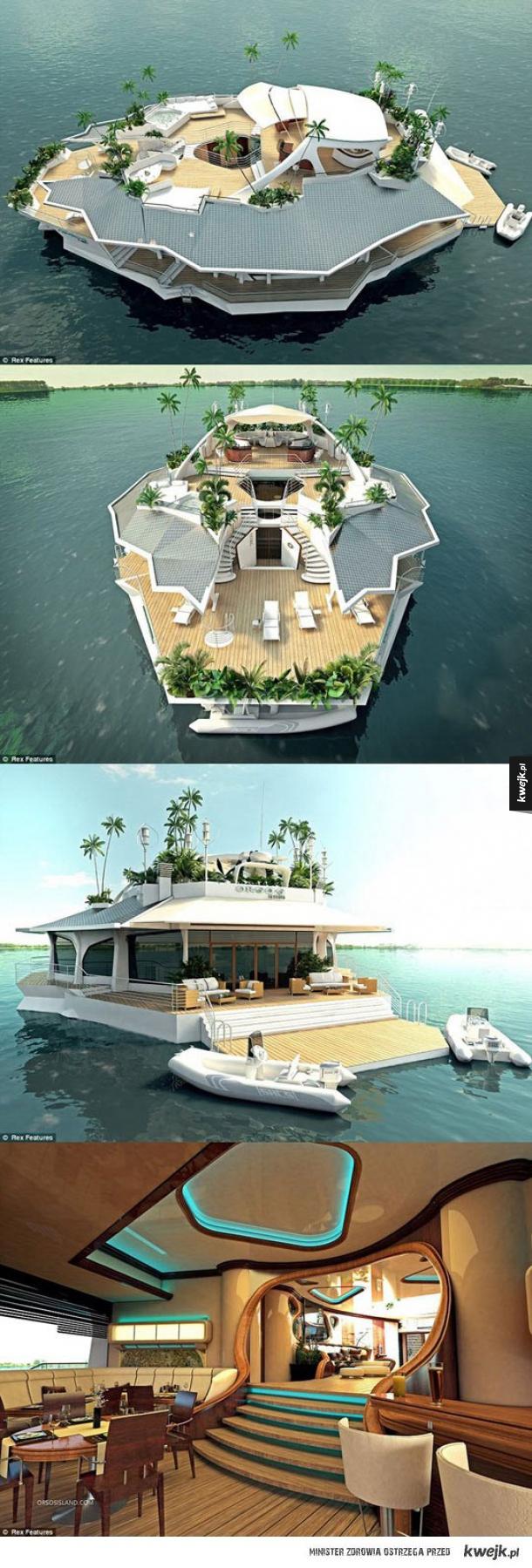 Pływająca wyspa