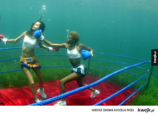Podwodny boks