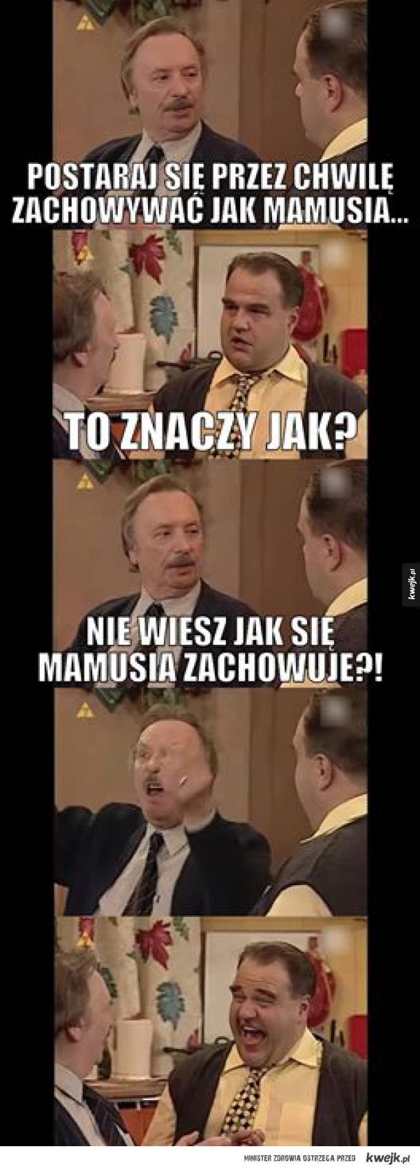 Klasyczne teksty z Miodowych Lat!