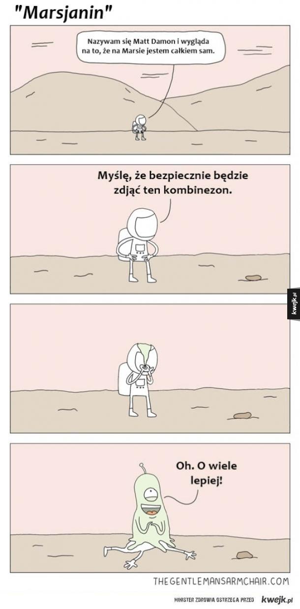 Marsjanin