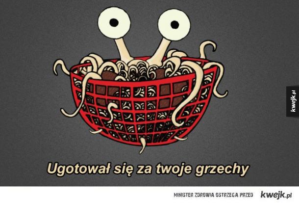 Potwór spaghetti