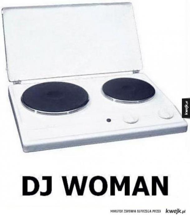 Dj women