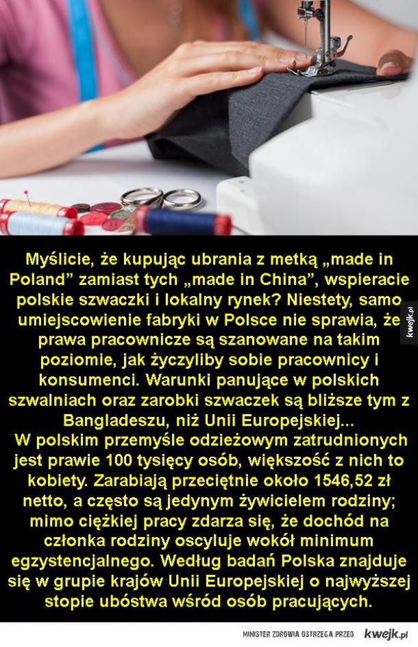 Polska jak Bangladesz