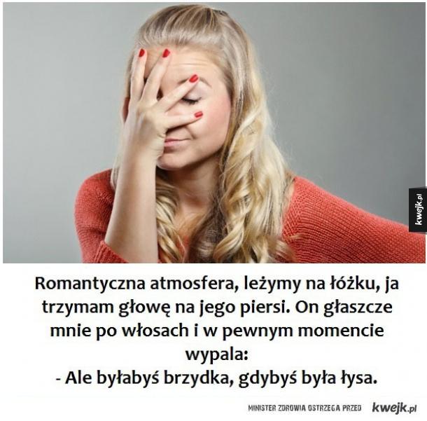 Polki wyznają najgłupsze i wredne rzeczy jakie usłyszały od swoich facetów