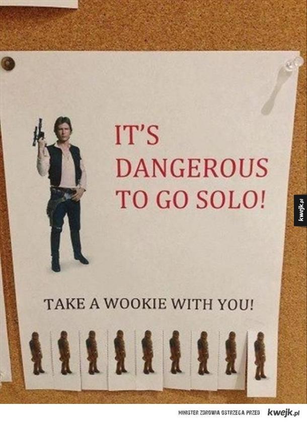 Chewie z Tobą