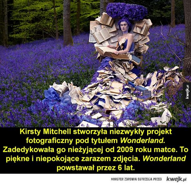 """""""Wonderland"""" - niezwykłe fotografie Kirsty Mitchell"""