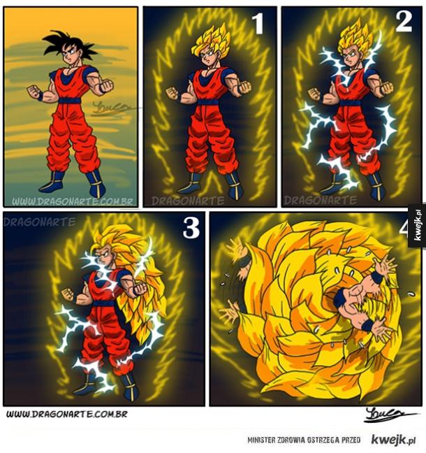 Dragon Ball Ewolucja