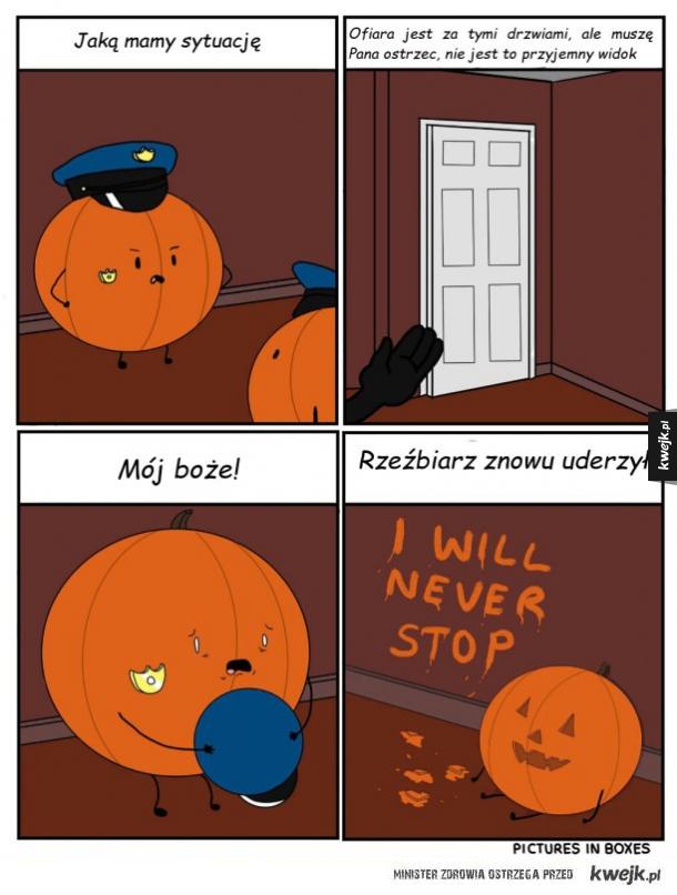 Groźny zbrodniarz