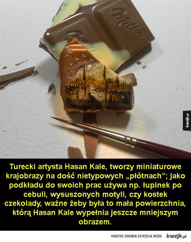 Maleńkie dzieła sztuki