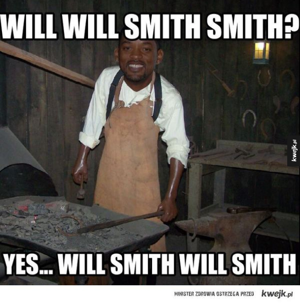 Will Smith XD