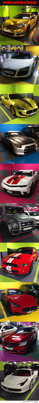 parking w Dubaju