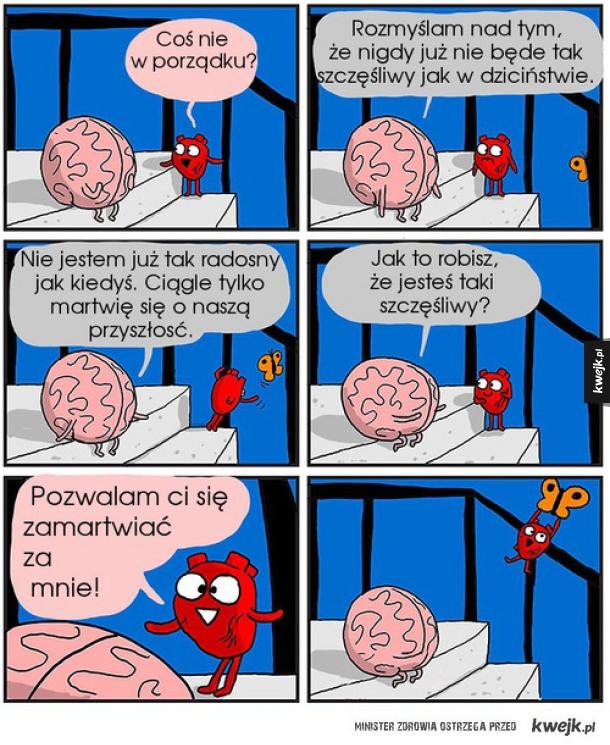 Serce vs rozum