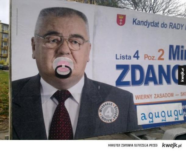 Wyborcze heheszki