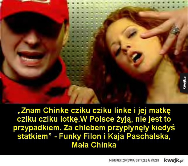Najgłupsze teksty polskich piosenek pop