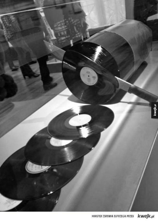 Vinyle na plasterki