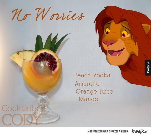 Drinki inspirowane filmami Disneya