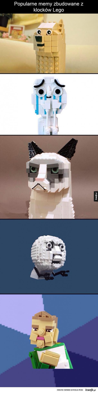 Memy Lego