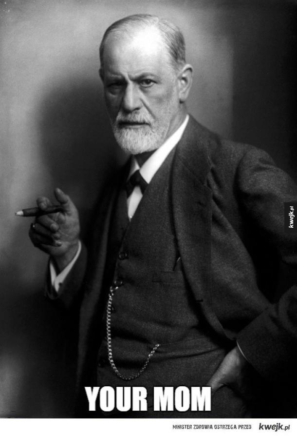 Typowy Freud