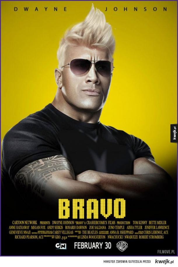 Johnny Bravo the movie