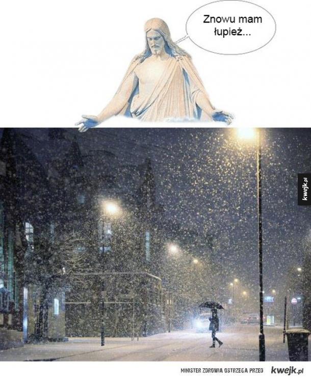 Tajemnica śniegu.